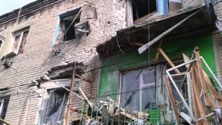 Maryinka massacre / Марьинка артобстрел(В ночь на субботу двенадцатого июля украинской армией был произведен артиллерийский обстрел районного..., 2014-07-21T11:15:01.000Z)