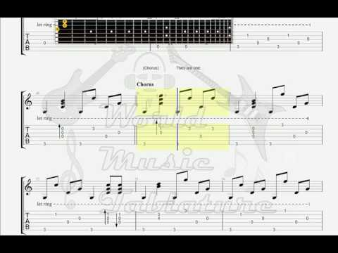 Crosby, Stills, Nash & Young   Helplessly Hoping GUITAR TAB