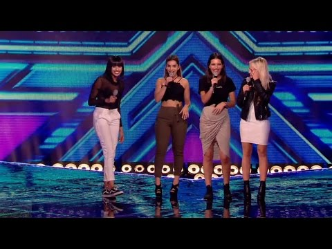 The X Factor UK 2016 6 Chair Challenge 4 of Diamonds Full Clip S13E10
