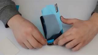 ОБЗОР ЛУЧШЕЙ защитной пленки для Samsung S9 / S9 Plus | Силиконовая пленка гидрогель! УСТАНОВКА