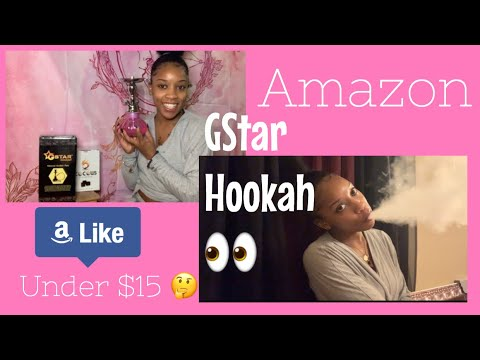 AMAZON HOOKAH UNDER $15 !