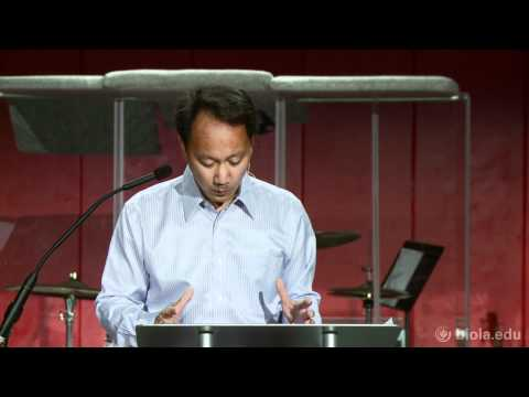 Michael Chang: The Christian Competitor - Biola University Chapel