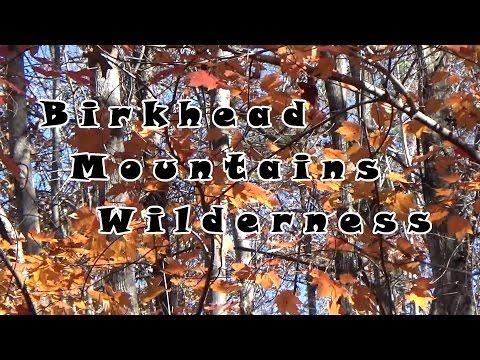 Birkhead Mountain Wilderness solo backpacking trip