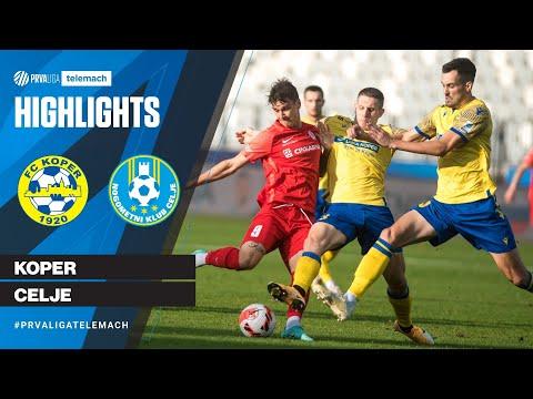 Koper Celje Goals And Highlights