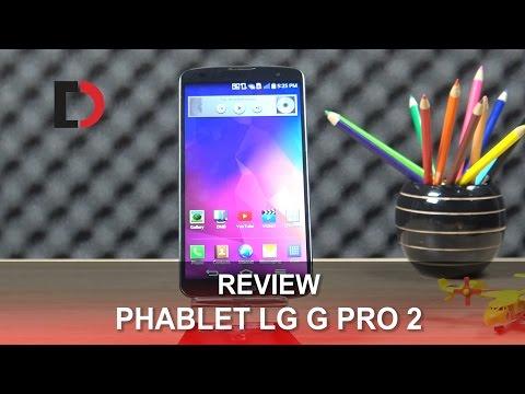 Di Động Việt - LG G PRO 2 - Quái vật trong phân khúc Phablet