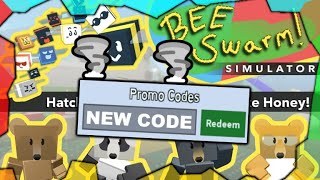 🌪️NEW CODE!🌪️ | Bee Swarm Simulator | Roblox