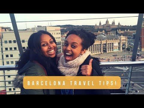BARCELONA TRAVEL TIPS