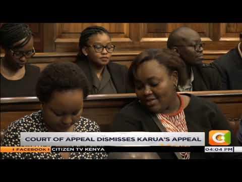 Court upheld Kirinyaga Governor Anne Waiguru's 2017 election victory