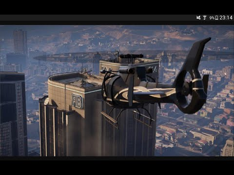 GTA 5 terrorist attack on FIB(movie)