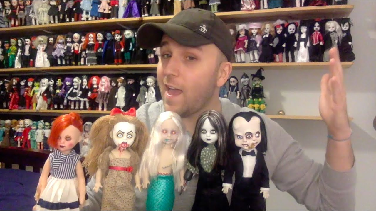 Living Dead Dolls Series 30 Review  Youtube
