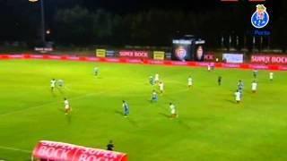 Liga Portuguesa 11/12 (3ªJ): U. Leiria 2-5 FC Porto (06-09-2011)
