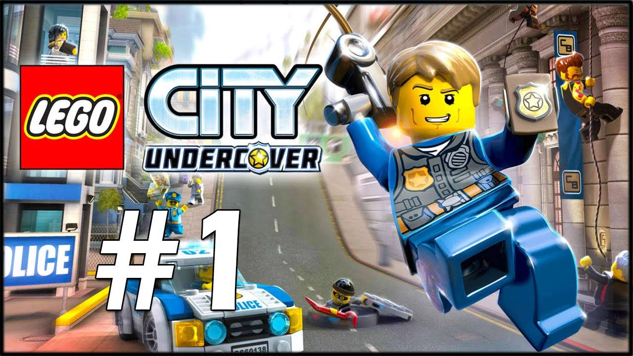 Zagrajmy W Lego City Tajny Agent Ps4 Odc1 Komisariat Youtube