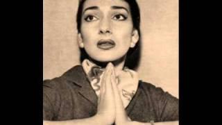 addio del passato  Maria Callas