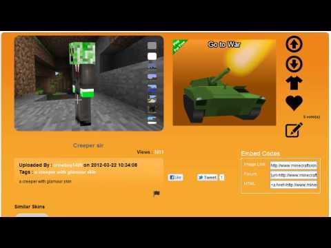 Come cambiare skin su Minecraft Craccato