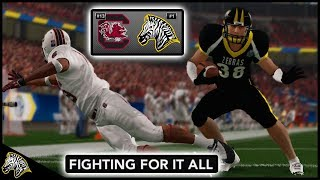 SEC Championship | My Worst Half Ever | Ep. 84 (S6) | NCAA 14 Football | NCAA 14 Teambuilder Dynasty