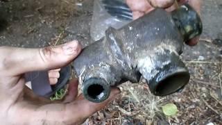 Греется двигатель ВАЗ 2113-14-15: замена термостата, признаки неисправности
