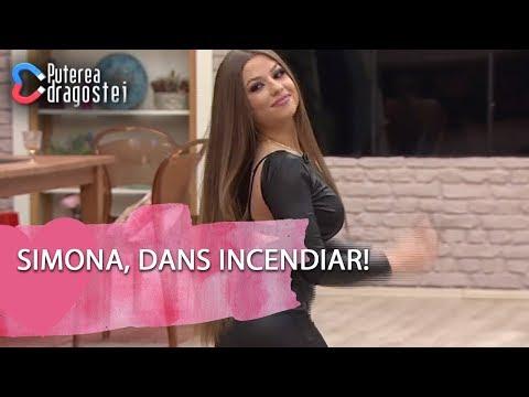 Puterea Dragostei (12.03.2019) - Simona, Dans Incendiar! Asa Demonstreza Ca Inca Este VIRGINA?