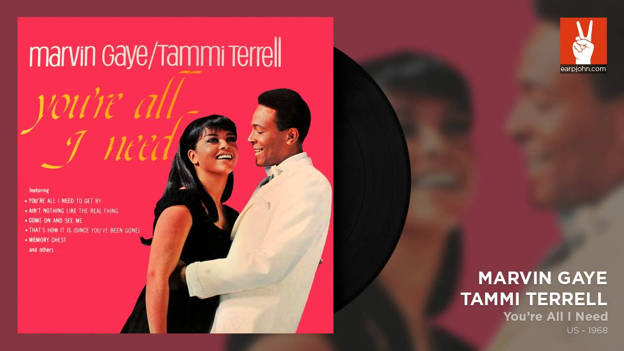Marvin Gaye Tammi Terrell The Onion Song