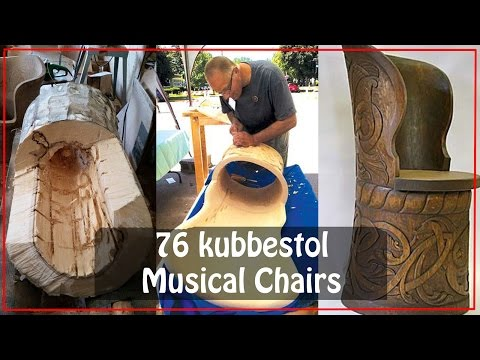 76 Kubbestol Musical Chairs from Google images