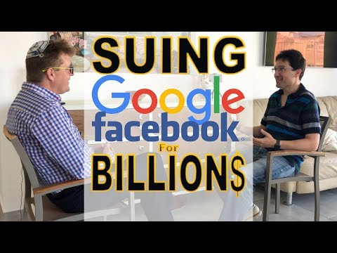 Suing for Billions! Web 3.0 Class Action against Google & Facebook