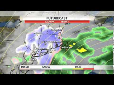 Winter storm POUNDS East Coast with snow, wind | Snowstorm misses Washington