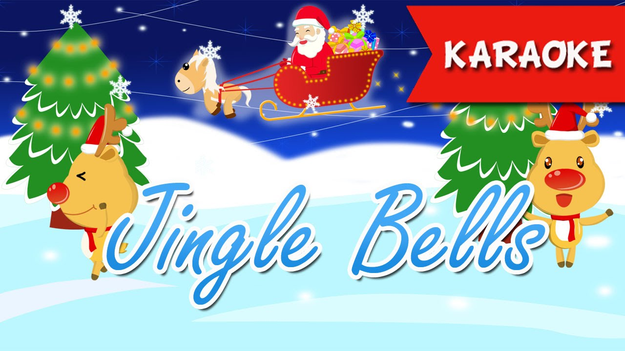Jingle Bells instrumental Karaoke - Christmas songs for children ...