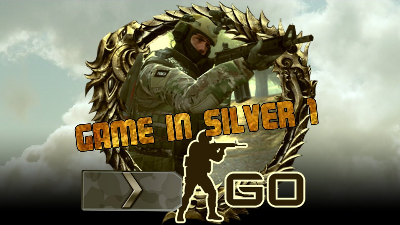 how to become silver 4 cs go