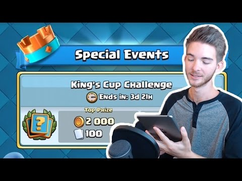 Kings Cup Tournament Challenge
