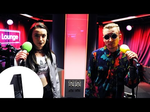 gnash feat. Olivia O'Brien – i hate u, i love u in the Live Lounge
