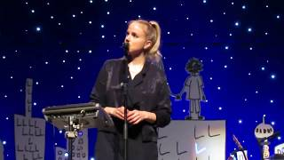 Julia Engelmann - Ich kann alleine sein (Kuppelsaal Hannover, 24.11.2017)