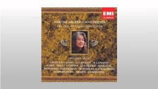 Schumann Fantasiestucke, Op 73  II  Lebhaft, leicht