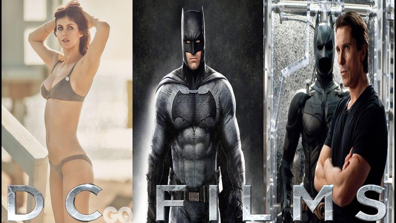 ¡¡¡AFFLECK Y BALE REGRESAN COMO BATMAN, TRAMA DE FLASHPOINT Y MAS...!!!