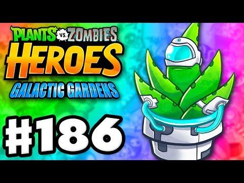 Astro Vera Legendary! - Plants vs. Zombies: Heroes - Gameplay Walkthrough Part 186