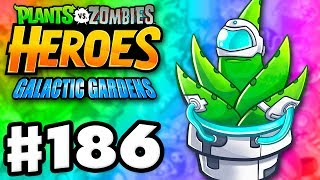 Astro Vera Legendary! - Plants vs. Zombies: Heroes - Gameplay Walkthrough Part 186