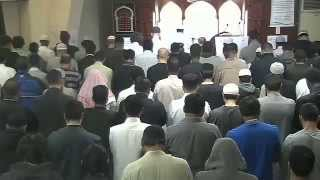 Day 23 -Taraweeh Prayer: Shaykh Abdullah Eesa/Ismeel Naeem/Qari Zakaullah Saleem