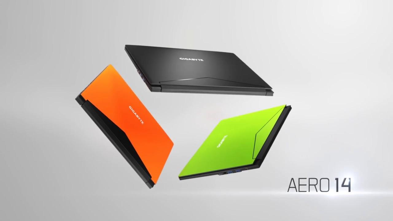 Laptop Gigabyte Usa V Gen Memori Komputer Unbox The New Aero 14 With Latest 8th Intel Core I7 Cpu