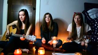 Royals - Lorde (cover) Christine Hillmann with Sarah Dye and Betsy Lane