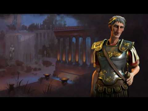Civ 6 Rome Trajan Theme music Full