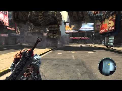 Darksiders Walkthrough Gameplay HD - Part 1 [No Commentary]