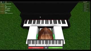 Roblox Virtual Piano Tokyo Ghoul:RE OP - Asphyxia.