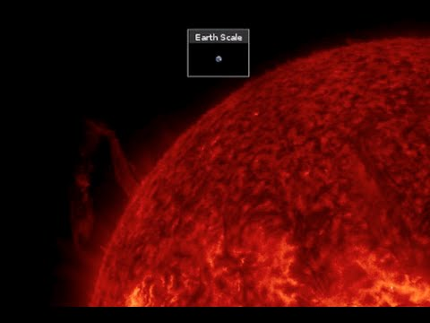 Magnetic Storm, Red Pluto | S0 News July 5, 2015
