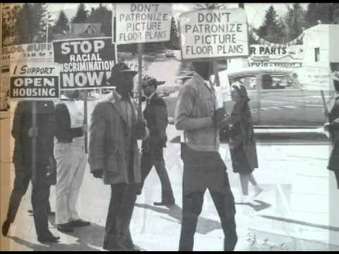 Seattle Parks and Recreation Martin Luther King Jr youth march documentary