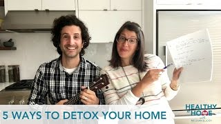 5 Simple and Free Ways To Detox Your Home