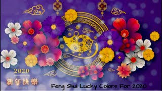 fengshui #pampaswertengayong2020 #zodiacsign Lucky colors this year 2020 for Zodiac Signs - TheChineseZodiac.Org Disclaimer: All Pictures and Music ...