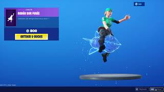 BOUTIQUE 15 SEPTEMBRE 2019 FORTNITE BATTLE ROYAL NEW SKIN HARDIE / FORTNITE 15/09/19