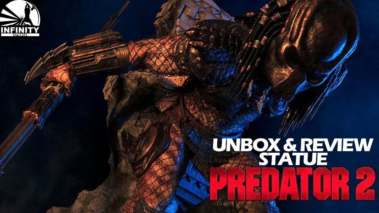 UNBOX & REVIEW PREDATOR 2 CITY HUNTER BY INFINITY STUDIO ...