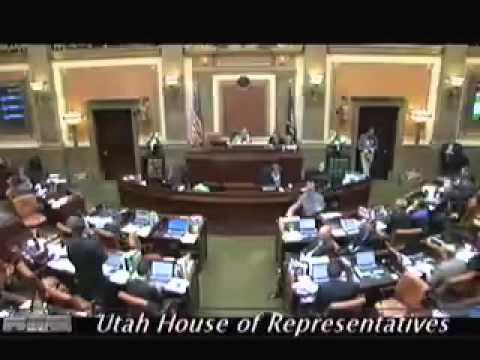 Representative Brian King's HB219 speech