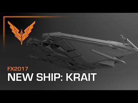 New Ship: Krait - Elite Dangerous - ESRB Teen