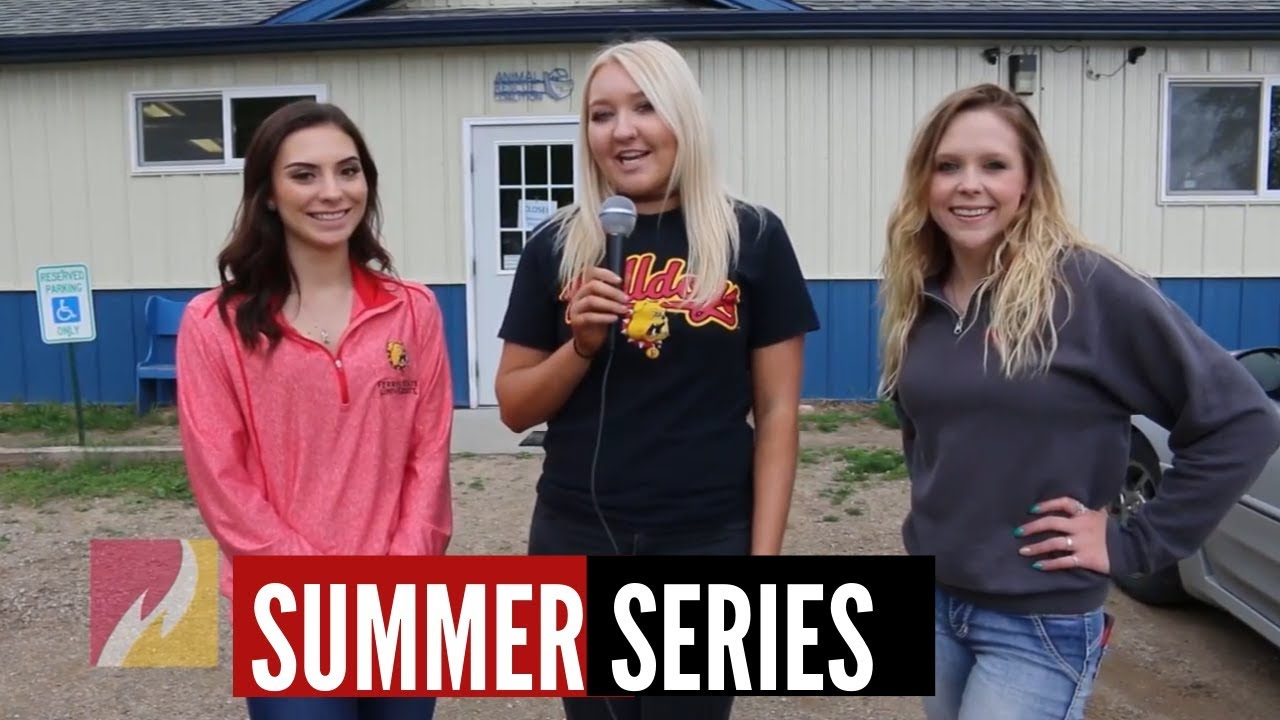 Summer Series Volunteer At Arc Of Mecosta County Youtube