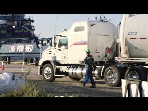 Harvey Gulf ANGA LNG Bunkering